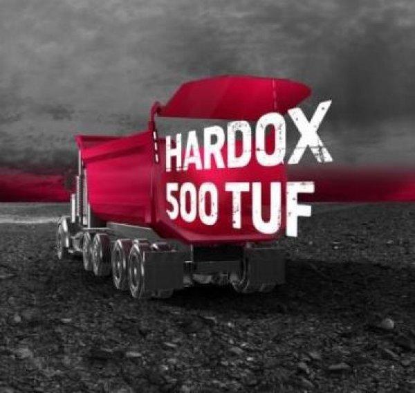 Hardox® 500 Tuf